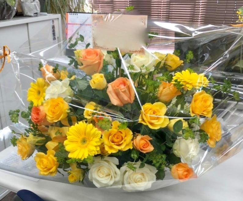 花束1万円C