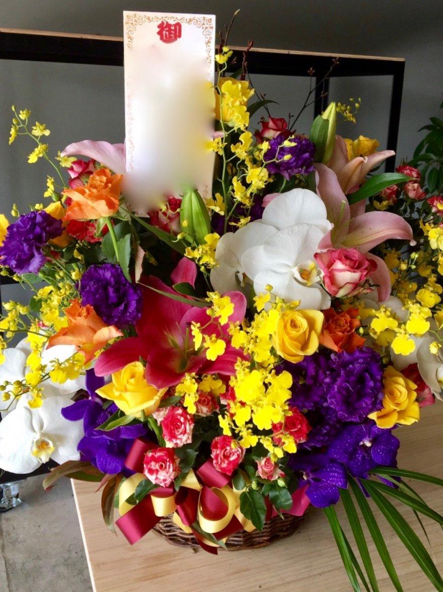花束1万円D