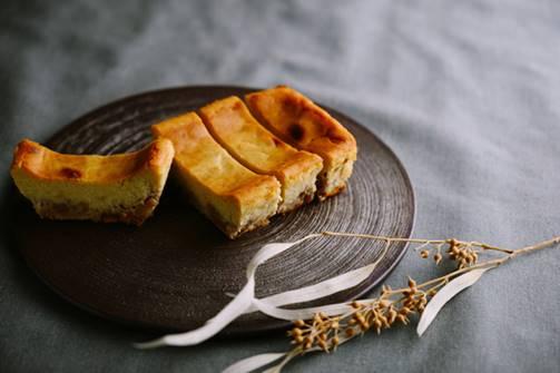MUCU(米ぬかチーズケーキ)